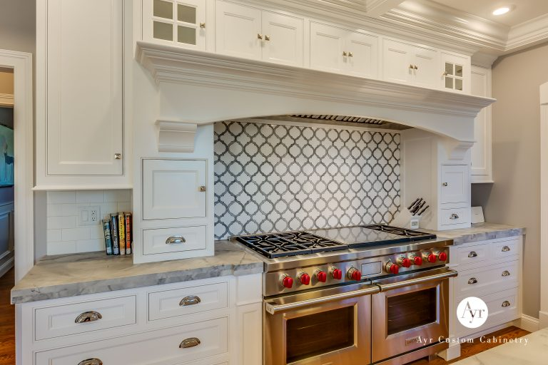 custom cabinets full kitchen project in south bend indiana
