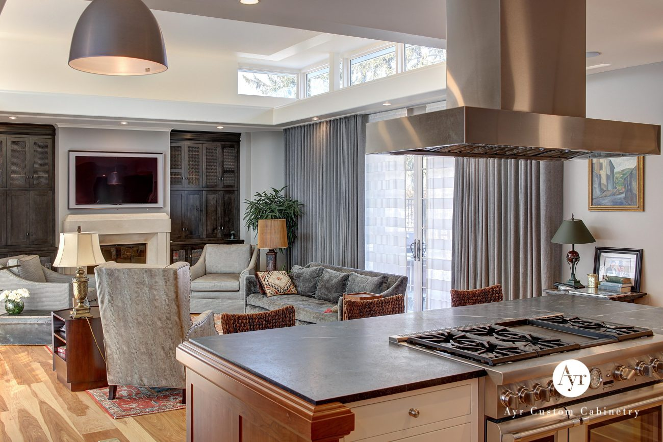 kitchen and living room cabinets in south bend indiana