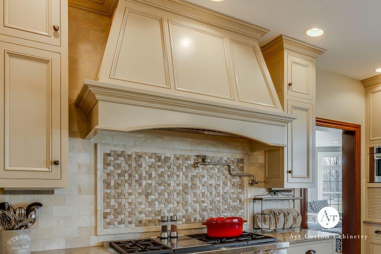 custom kitchen range hood