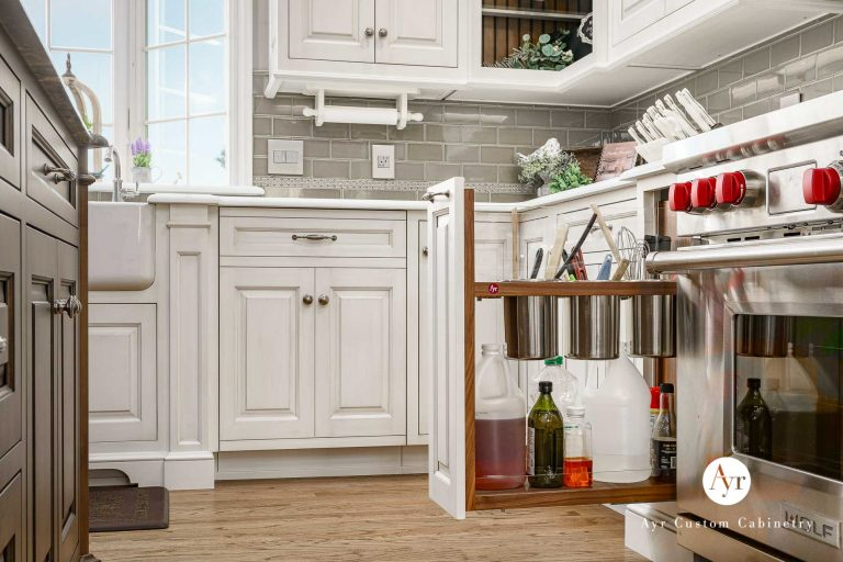 custom kitchen cabinet product options