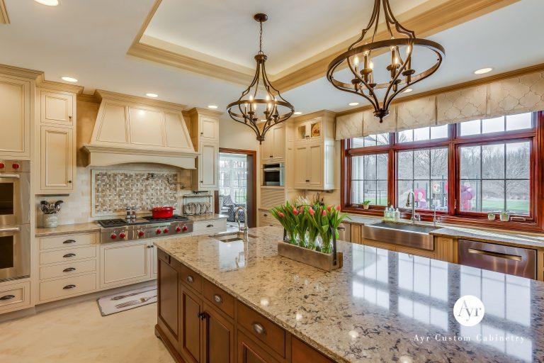 custom kitchen cabinets in bremen