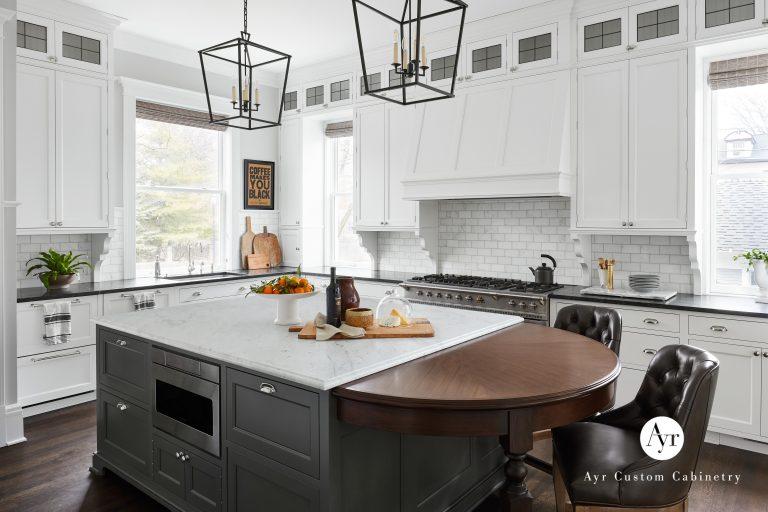 custom kitchen cabinets in evanston