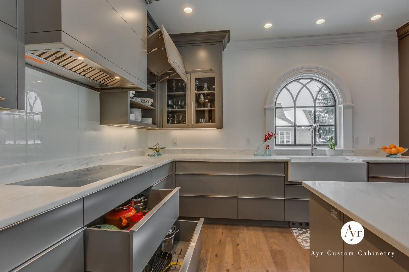 cabinets in granger, in