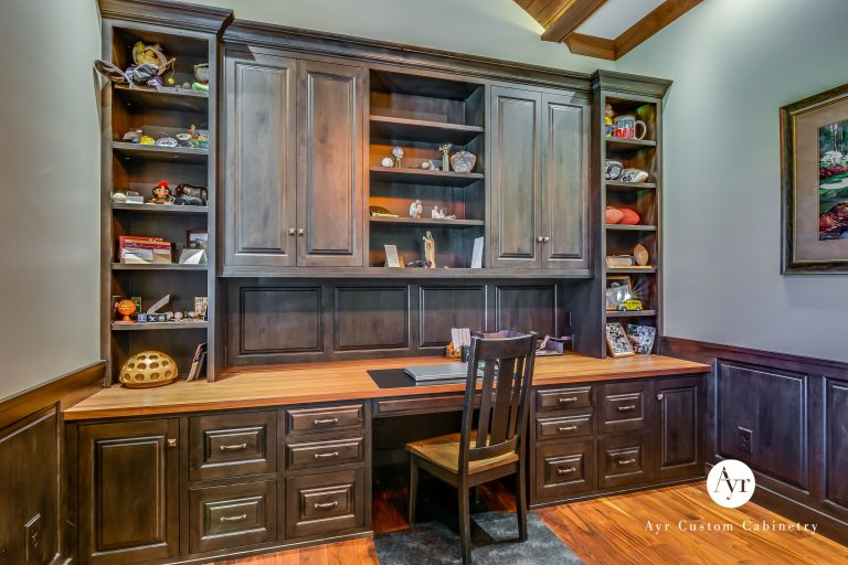 custom office cabinets in south bend, indiana