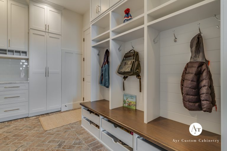 mudroom cabinets in middlebury, indiana