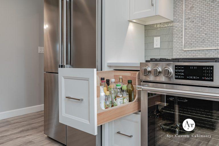 custom kitchen cabinets in nappanee