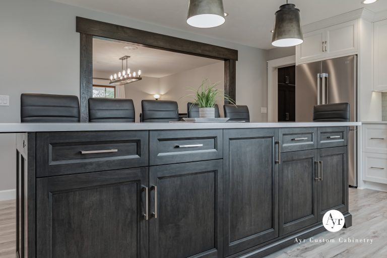kitchen cabinets in nappanee, in