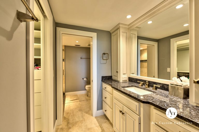 bathroom cabinets in naples, florida