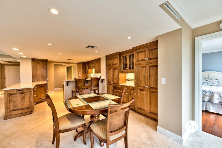 custom kitchen cabinets in florida