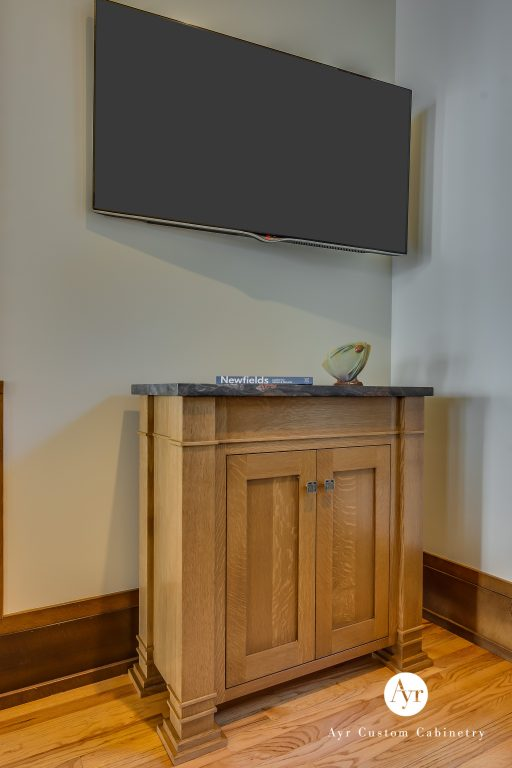 custom entertainment cabinets in syracuse, indiana