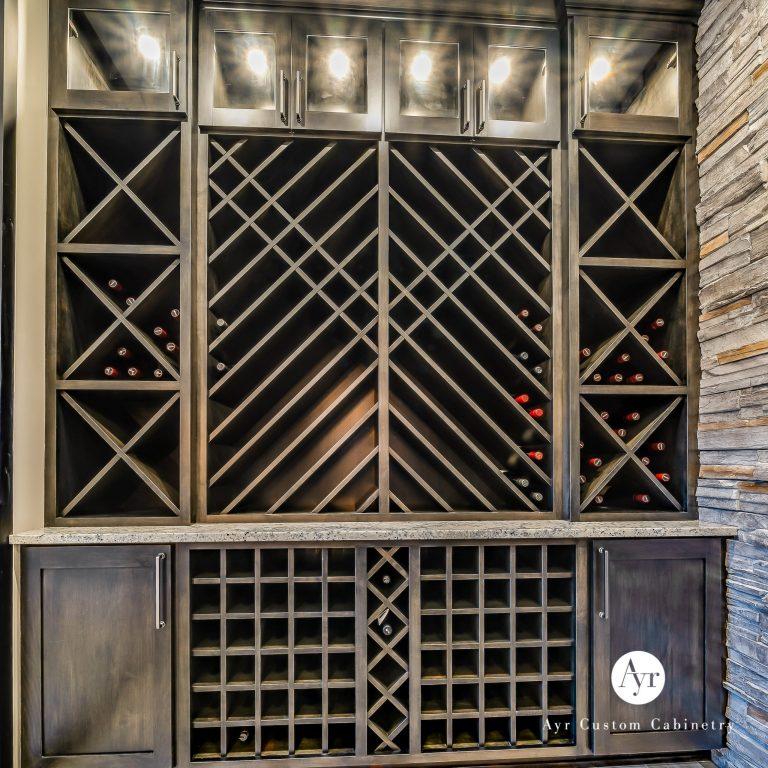 custom bar cabinets, gallery photo 10