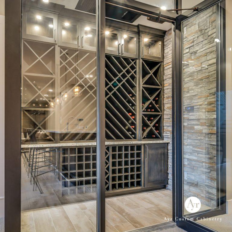 custom bar cabinets, gallery photo 11