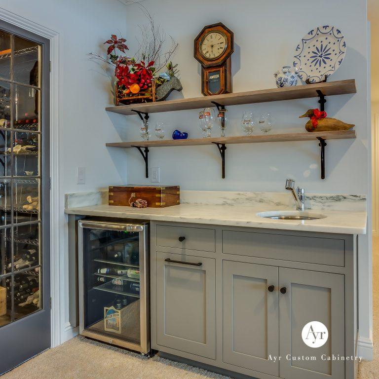 custom bar cabinets, gallery photo 7