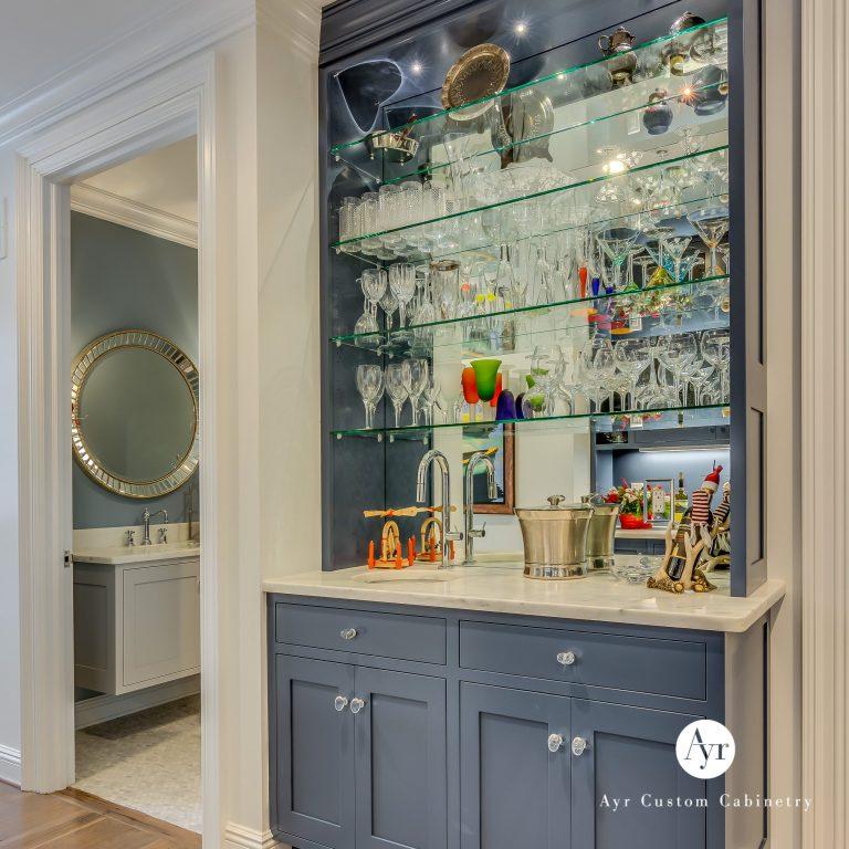 custom bar cabinets, gallery photo 9