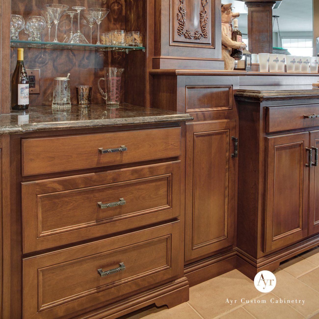 custom bar cabinets, product spotlight 2
