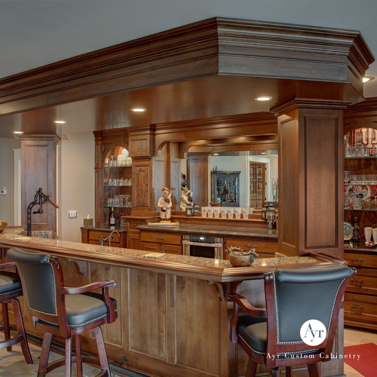 custom bar cabinets, product spotlight 4