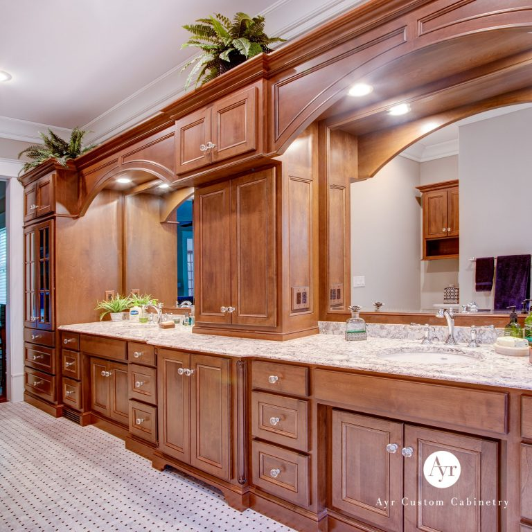 custom bathroom cabinets, gallery photo 10