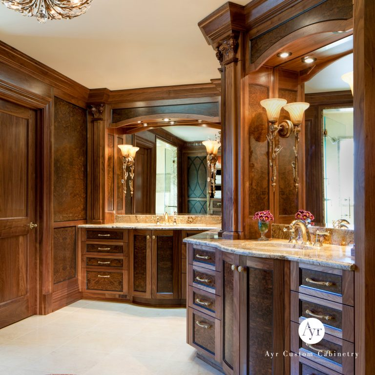 custom bathroom cabinets, gallery photo 16