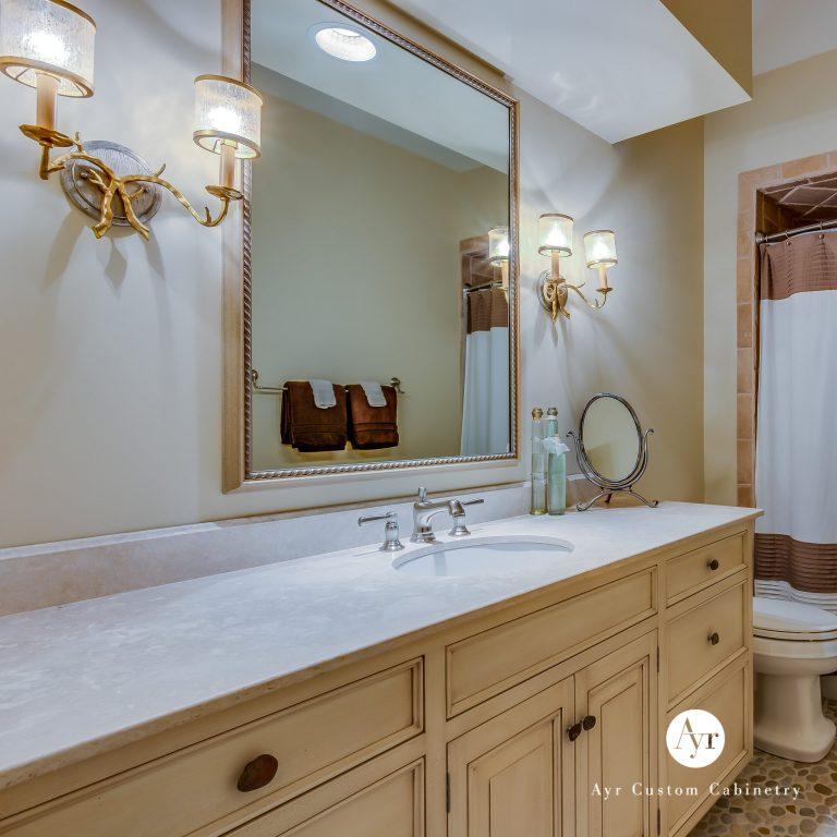 custom bathroom cabinets, gallery photo 7