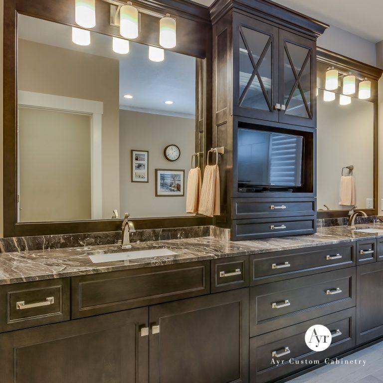 custom bathroom cabinets, gallery photo 6