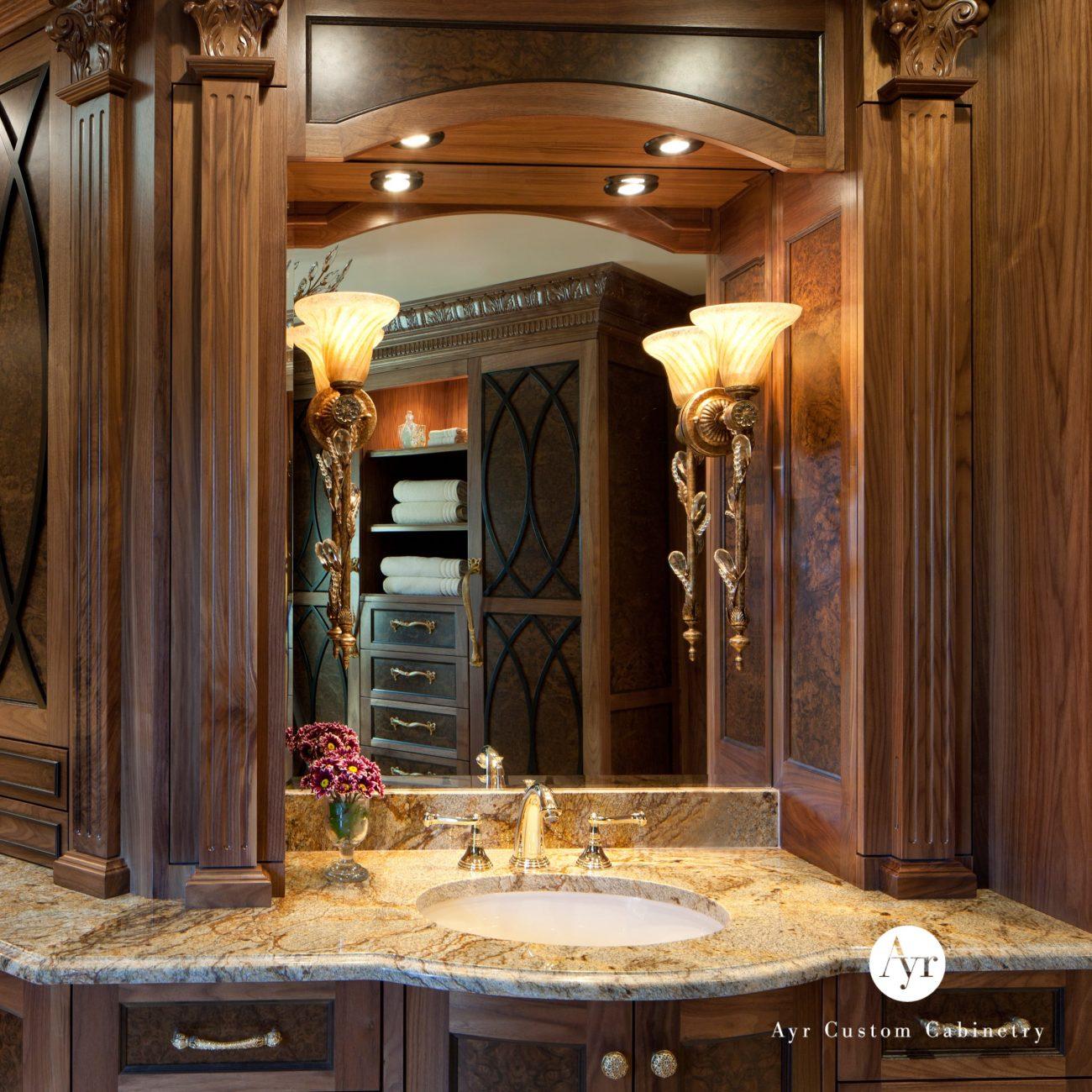 custom bathroom cabinets, product spotlight 1