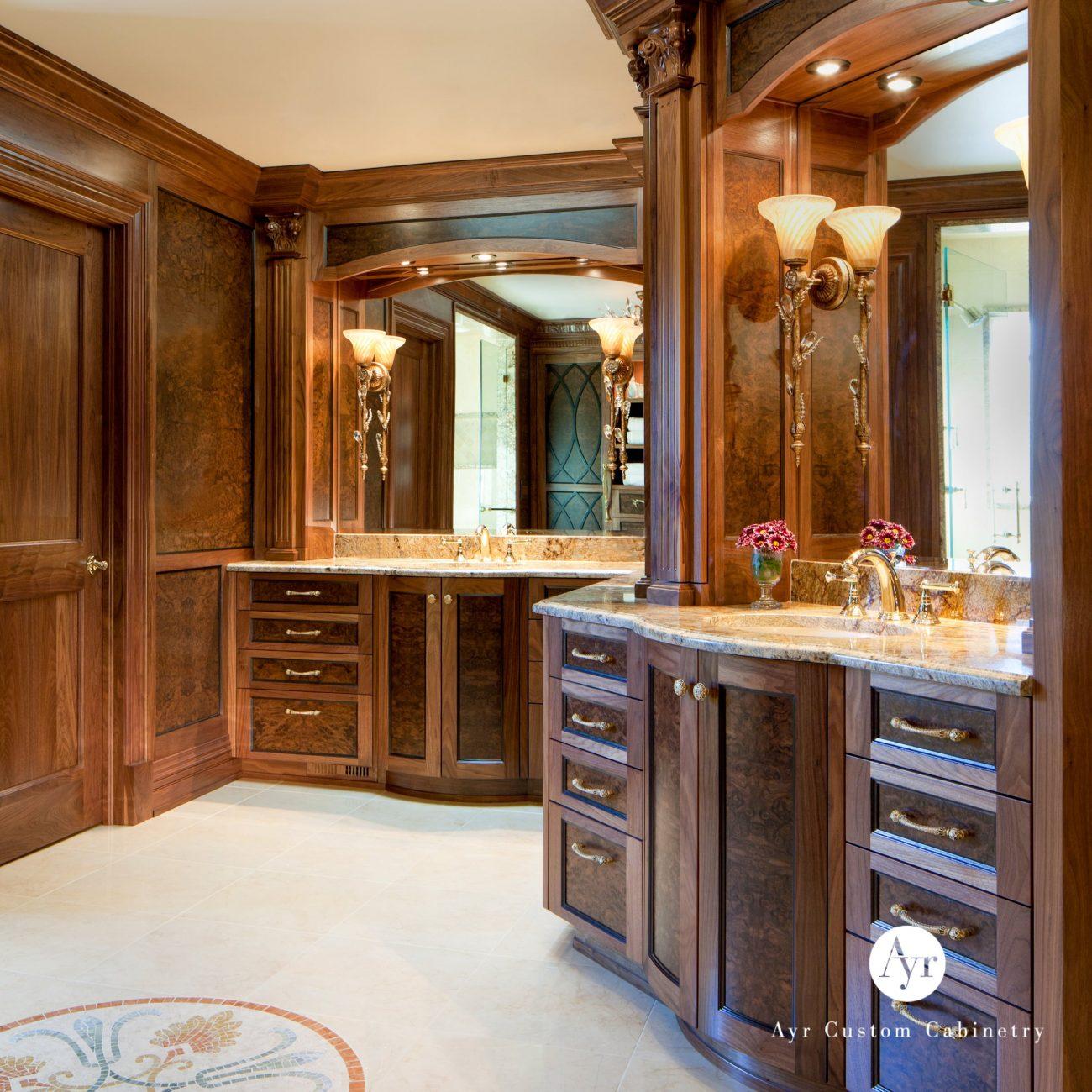 custom bathroom cabinets, product spotlight 3