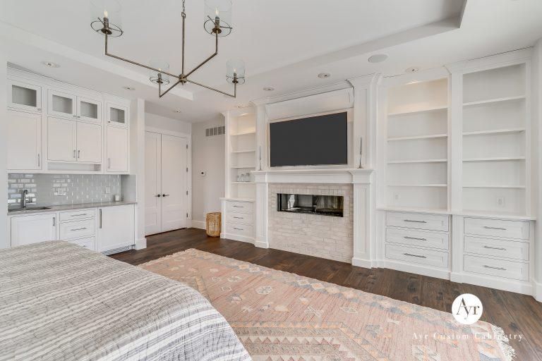 custom bedroom & closet cabinet photos, 13